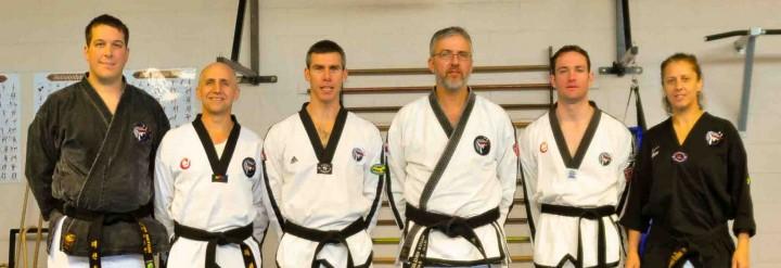 Taekwondo Examination Panel